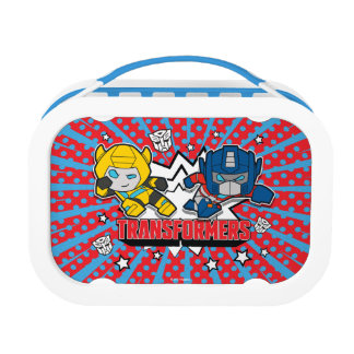 Transformers | Autobots Graphic Lunch Box
