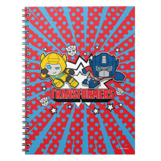 Transformers | Autobots Graphic Notebook