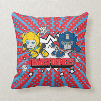 Transformers | Autobots Graphic Throw Pillow
