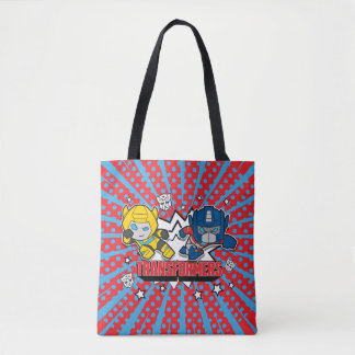 Transformers | Autobots Graphic Tote Bag