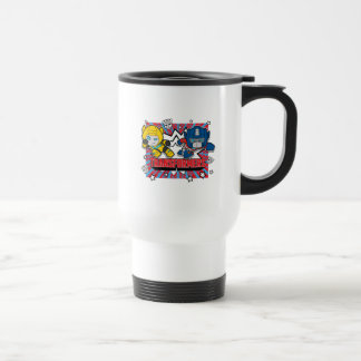 Transformers | Autobots Graphic Travel Mug