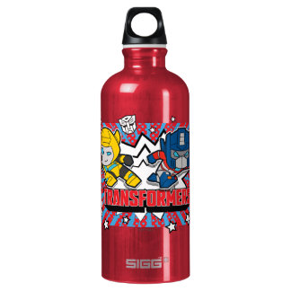 Transformers | Autobots Graphic Water Bottle