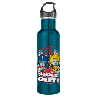 Transformers | Autobots Roll Out 710 Ml Water Bottle