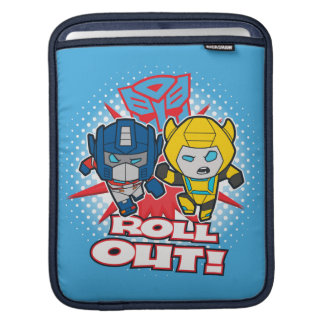Transformers | Autobots Roll Out iPad Sleeve