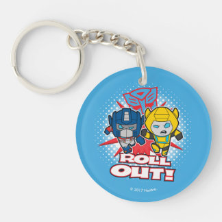 Transformers   Autobots Roll Out Keychain