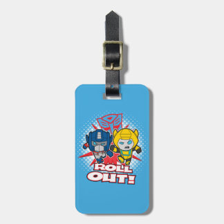 Transformers | Autobots Roll Out Luggage Tag