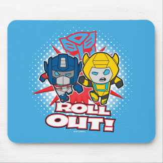 Transformers | Autobots Roll Out Mouse Pad