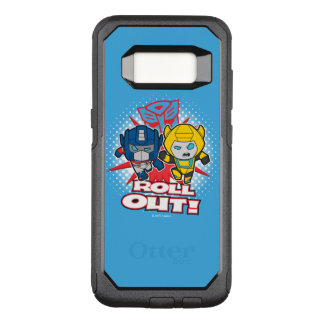 Transformers | Autobots Roll Out OtterBox Commuter Samsung Galaxy S8 Case