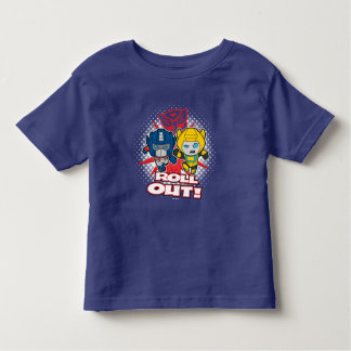 Transformers | Autobots Roll Out Toddler T-shirt