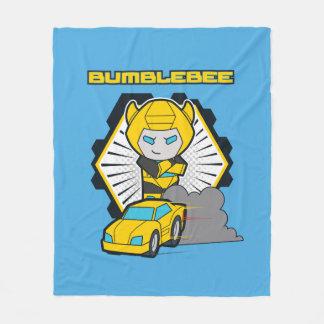 Transformers | Bumblebee Transform Fleece Blanket