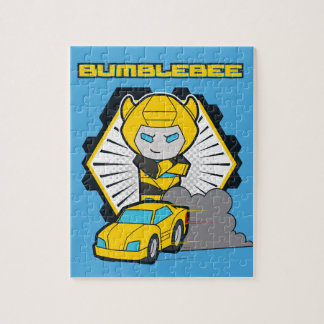 Transformers | Bumblebee Transform Jigsaw Puzzle
