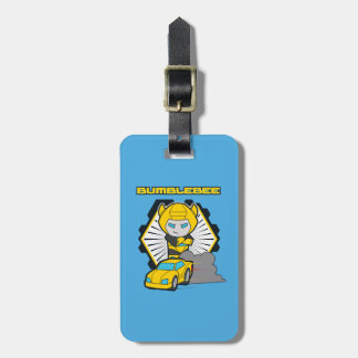 Transformers | Bumblebee Transform Luggage Tag