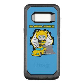 Transformers | Bumblebee Transform OtterBox Commuter Samsung Galaxy S8 Case