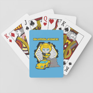 Transformers | Bumblebee Transform Playing Cards