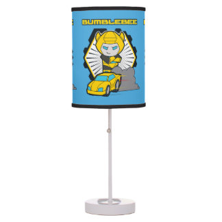 Transformers | Bumblebee Transform Table Lamp