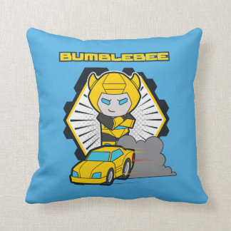 Transformers | Bumblebee Transform Throw Pillow