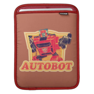 Transformers | Cliffjumper Autobot iPad Sleeve