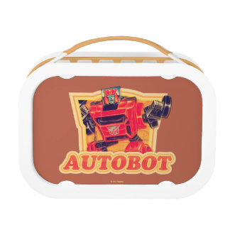 Transformers | Cliffjumper Autobot Lunch Box