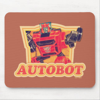 Transformers | Cliffjumper Autobot Mouse Pad