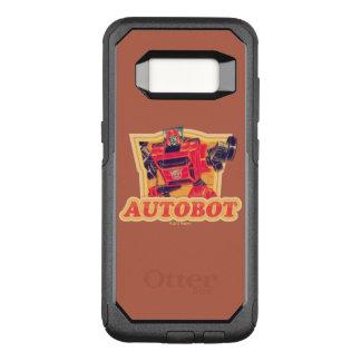 Transformers   Cliffjumper Autobot OtterBox Commuter Samsung Galaxy S8 Case