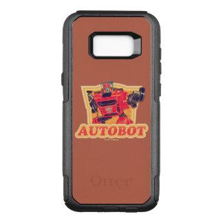 Transformers | Cliffjumper Autobot OtterBox Commuter Samsung Galaxy S8+ Case