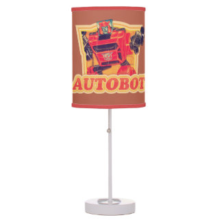 Transformers | Cliffjumper Autobot Table Lamp