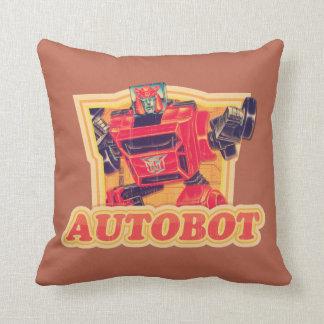 Transformers | Cliffjumper Autobot Throw Pillow