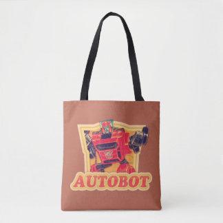 Transformers | Cliffjumper Autobot Tote Bag