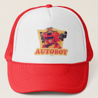 Transformers | Cliffjumper Autobot Trucker Hat