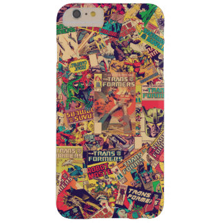 Transformers | Comic Book Print Barely There iPhone 6 Plus Case