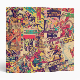 Transformers | Comic Book Print Binder