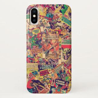 Transformers   Comic Book Print Case-Mate iPhone Case