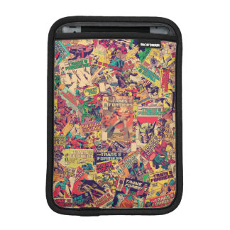 Transformers | Comic Book Print iPad Mini Sleeve