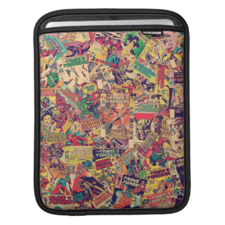 Transformers | Comic Book Print iPad Sleeve