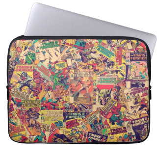 Transformers | Comic Book Print Laptop Sleeve