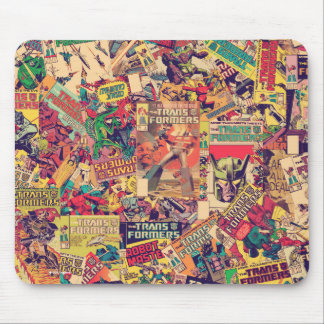 Transformers | Comic Book Print Mouse Pad