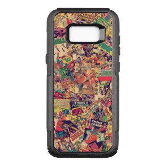Transformers | Comic Book Print OtterBox Commuter Samsung Galaxy S8+ Case