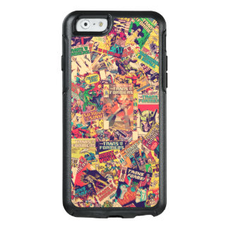 Transformers | Comic Book Print OtterBox iPhone 6/6s Case
