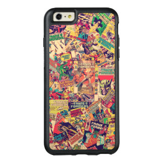 Transformers | Comic Book Print OtterBox iPhone 6/6s Plus Case