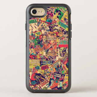 Transformers | Comic Book Print OtterBox Symmetry iPhone 8/7 Case