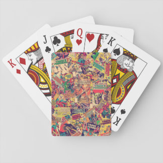 Transformers | Comic Book Print Playing Cards