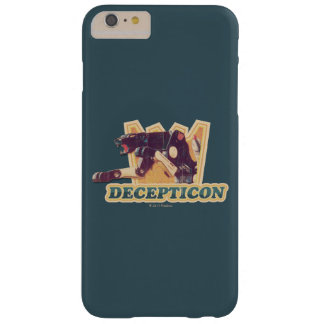 Transformers | Decepticon Graphic Barely There iPhone 6 Plus Case