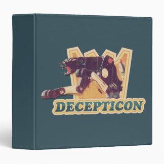 Transformers | Decepticon Graphic Binders