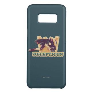 Transformers   Decepticon Graphic Case-Mate Samsung Galaxy S8 Case
