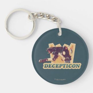 Transformers | Decepticon Graphic Keychain