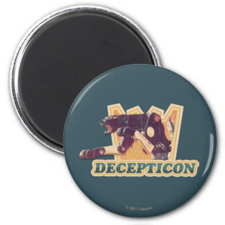Transformers | Decepticon Graphic Magnet