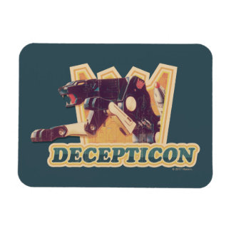 Transformers | Decepticon Graphic Magnet