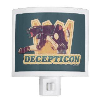Transformers | Decepticon Graphic Night Lights