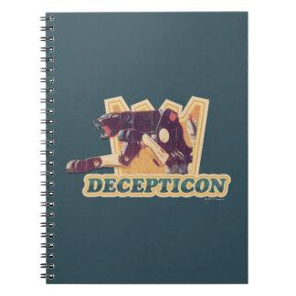 Transformers | Decepticon Graphic Notebooks