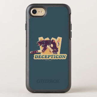 Transformers | Decepticon Graphic OtterBox Symmetry iPhone 8/7 Case